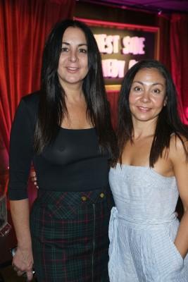 Gina Savage, Nina Ashe