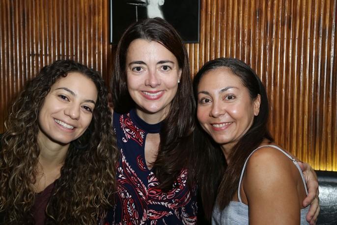 Liz Miele, Carmen Lynch, Nina Ashe