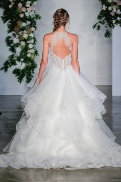 New York BRIDAL FASHION WEEK OCT2017