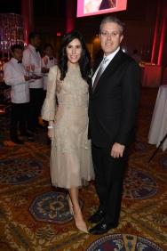 Cheryl Scharf and David Scharf