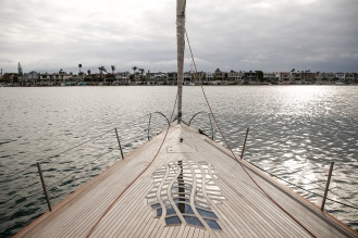 South Coast Plaza Book Preview with Assouline : on Frank Gehry-Designed Sailing Yacht