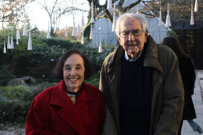 Carol and Alex Rosenberg