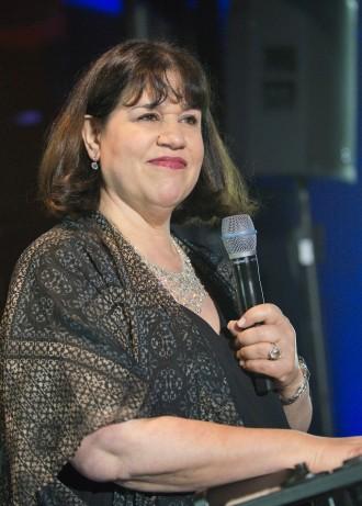 Clelia Parisi, President, Project HUG
