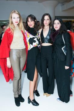 Elena Soboleva, Chloe Wise, Carly Mark, Loreta Lamargese