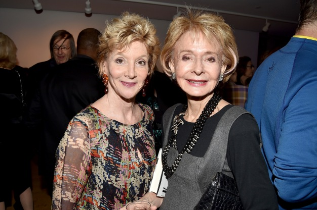 "Jacqueline Weld Drake, Jeannette Watson== Barbara Tober hosts a party for ""AVEDON: Something Personal""== Museum of Art and Design, NYC== November 15, 2017== ©Patrick McMullan== photo - Patrick McMullan/PMC== == Jacqueline Weld Drake; Jeannette Watson"