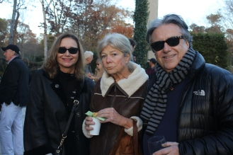 Jo Ann Secor, Alice Aycock, Lee Skolnick