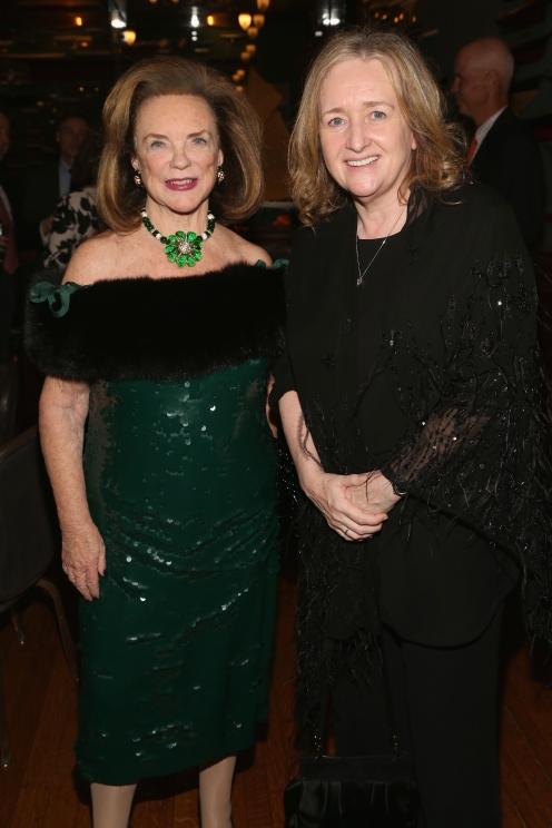 Kathy Sloane, Chantal O'Sullivan