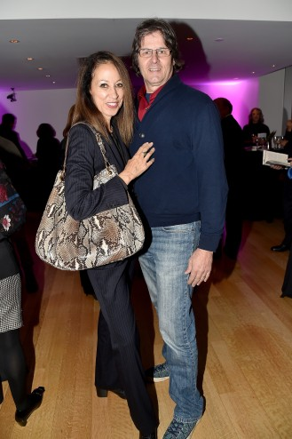 "Pat Cleveland, Paul von Ravenstein==Barbara Tober hosts a party for ""AVEDON: Something Personal""==Museum of Art and Design, NYC==November 15, 2017==©Patrick McMullan==photo - Patrick McMullan/PMC===="