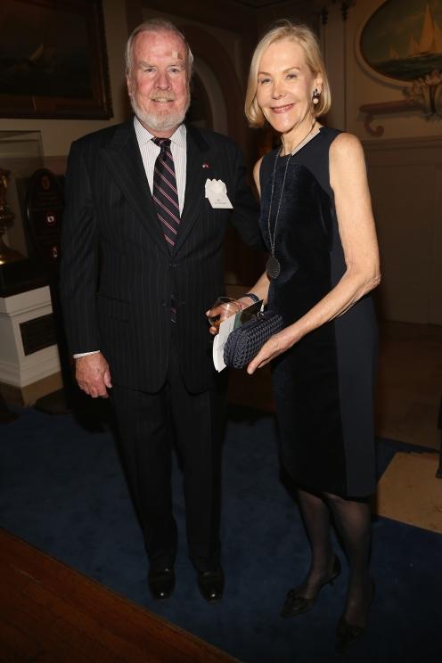 Paul Keeler, Christina McInerney