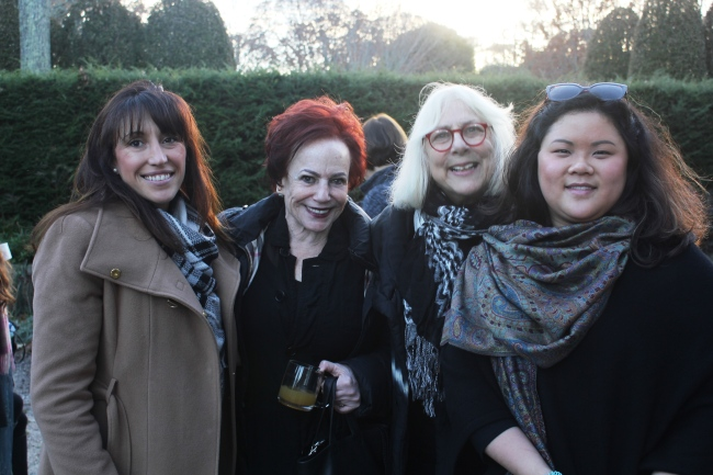 Trish, Faith Popcorn, Lys Marigold, Skye Marigold
