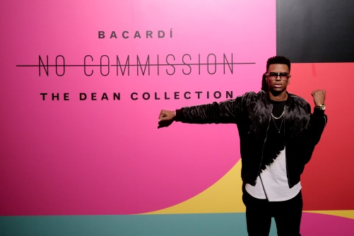 "MIAMI, FL - DECEMBER 08: DJ Puffy attends BACARDI, Swizz Beatz and The Dean Collection bring NO COMMISSION back to Miami to celebrate ""Island Might"" at Soho Studios on December 8, 2017 in Miami, Florida. (Photo by Nicholas Hunt/Getty Images for BACARDI)"