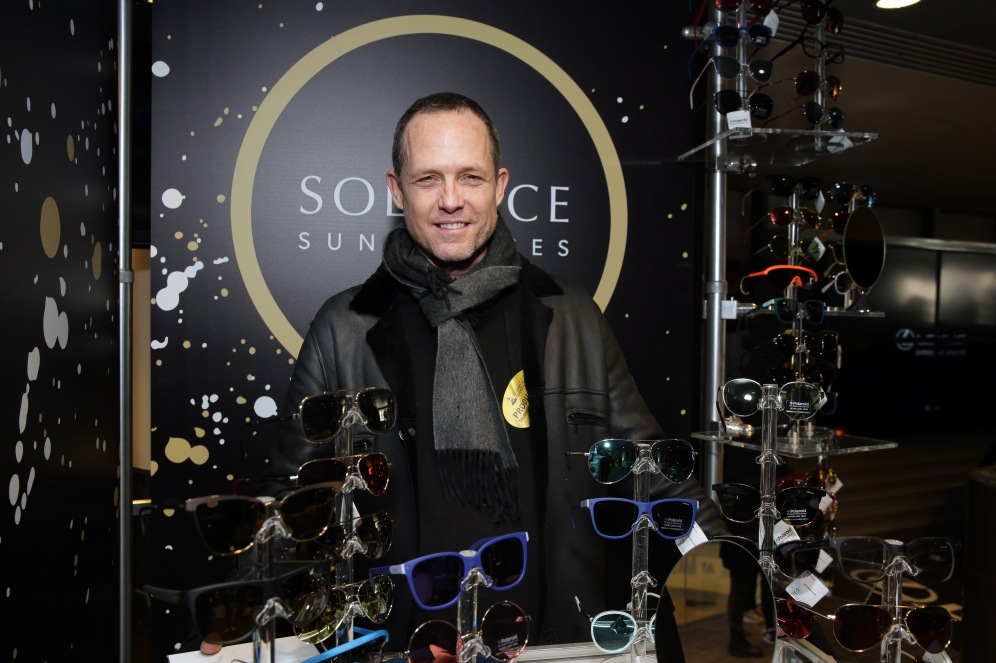 Dean Winters attends the GRAMMY Gift Lounge during the 60th Annual GRAMMY Awards at Madison Square Garden