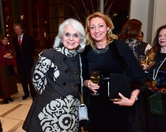 Carol Domina, Annette Vass