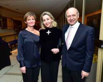 Gabriella Pivon, Susan Gutfreund, Ivan Fischer