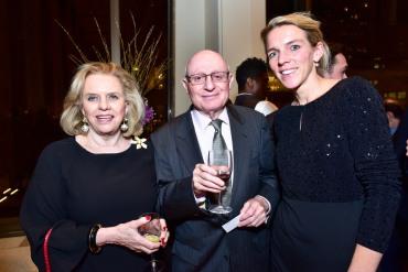 Stephanie Stokes, David Tobey, Juliane Tegtmeyer