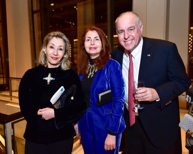 Susan Gutfreund, Sana Sabbagh, Steve Schott