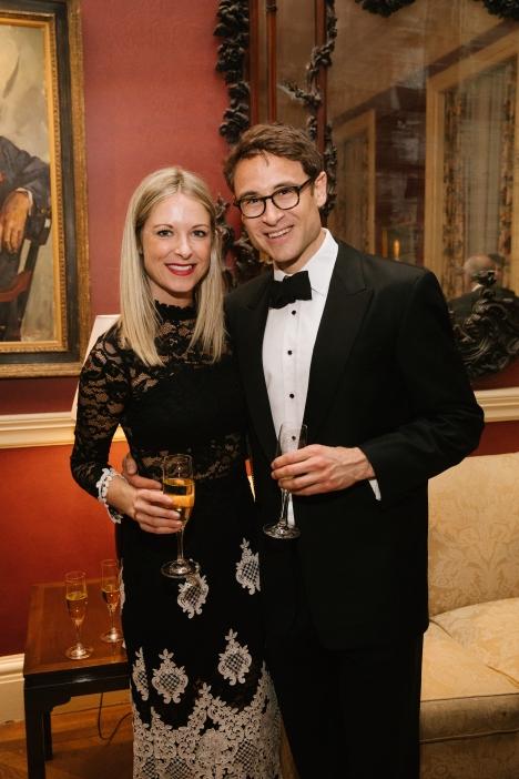 Mr. and Mrs. Max Jahn