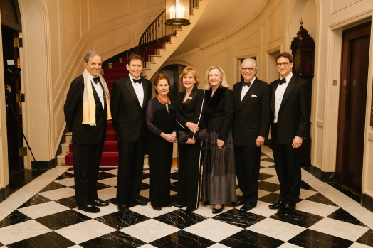 Vienna Philharmonic Sociery Board Members