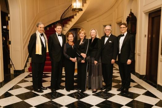Vienna Philharmonic Sociery Board Members