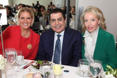 First Lady of Panama Lorena Castillo De Varela, H.E. Nassir Abdulaziz Al-Nasser, H.R.H. Princess Camilla of Bourbon Two Sicilies, Duchess of Castro