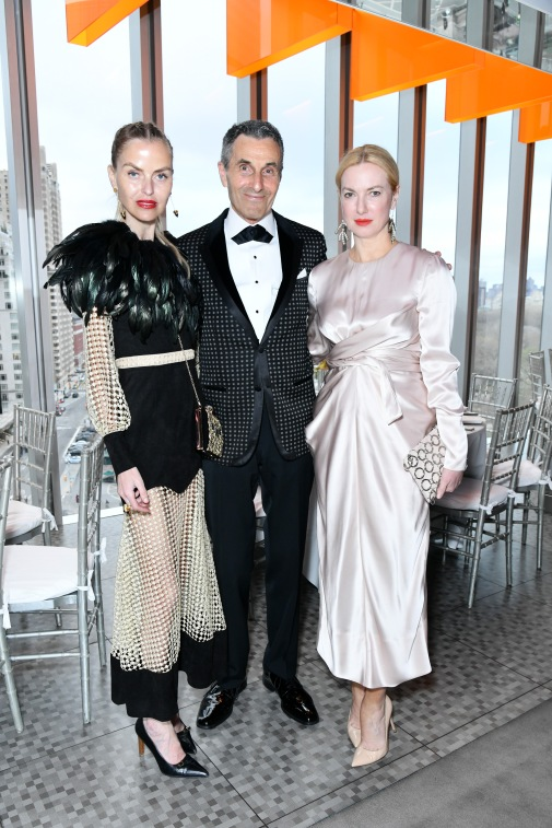Barbara Regna, Peter Regna, Polina Proshkina - Photo - Aurora Rose/PMC