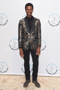 Calvin Royal III== YAGP Stars of Today Meet The Stars of Tomorrow 2018 Gala== David Koch Theatre at Lincoln Center, New York, NY== April 19, 2018== ©Patrick McMullan== Photo - Presley Ann/PMC== ==