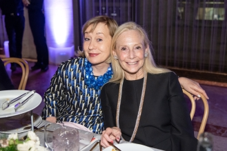 Difyara Timergazina, Karen LeFrak at 2018 Youth America Grand Prix Gala at David H. Koch Theater at Lincoln Center in New York on 04/19/2018 (photo by Annie Watt Agency / Sipa USA)