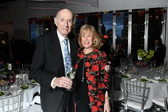 Donald Tober, Patricia Falkenberg - Photo - Aurora Rose/PMC