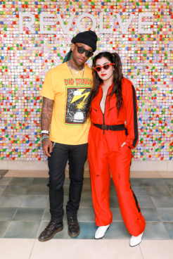 Ty Dolla $ign and Lauren Jauregui
