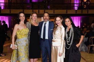 Kara Medoff Barnett, Sarah Arison, Valentino D. Carlotti, Alyson Cafiero, Terry Zucker
