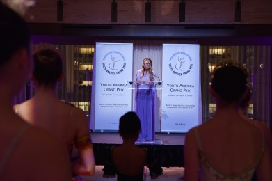 Marcella Guarino Hymowitz== YAGP Stars of Today Meet The Stars of Tomorrow 2018 Gala== David Koch Theatre at Lincoln Center, New York, NY== April 19, 2018== ©Patrick McMullan== Photo - Presley Ann/PMC== ==
