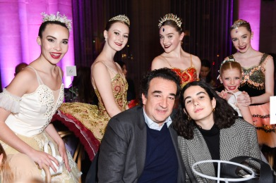 Olivier Sarkozy, Margot Sarkozy== YAGP Stars of Today Meet The Stars of Tomorrow 2018 Gala== David Koch Theatre at Lincoln Center, New York, NY== April 19, 2018== ©Patrick McMullan== Photo - Presley Ann/PMC== ==