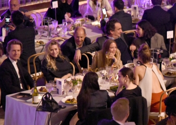 Olsen Table at 2018 Youth America Grand Prix Gala at David H. Koch Theater at Lincoln Center in New York on 04/19/2018 (photo by Annie Watt Agency / Sipa USA)