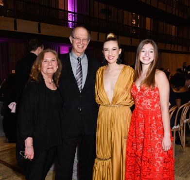 Rosey Limmer, Family== YAGP Stars of Today Meet The Stars of Tomorrow 2018 Gala== David Koch Theatre at Lincoln Center, New York, NY== April 19, 2018== ©Patrick McMullan== Photo - Presley Ann/PMC== ==