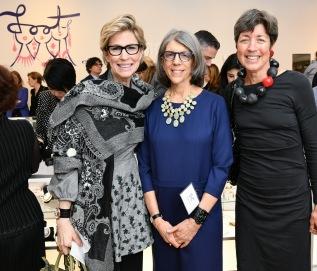 Stephanie Garry, Susan Ach, Stacy Creamer - Photo - Aurora Rose/PMC