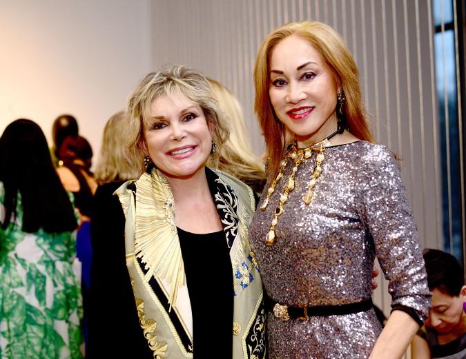 Wendy Federman, Lucia Hwong Gordon - Photo - Aurora Rose/PMC