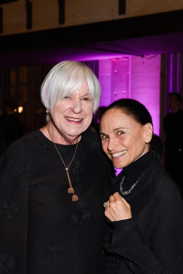 Linda Morse and Barbara Brandt
