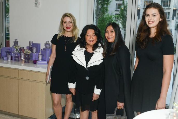 Laurice Rahme, Claire Cabaron, Olga Kovaleva, Valeriya Drachuk