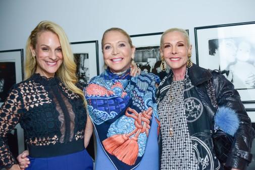 Consuelo Vanderbilt Costin, Suzan Kremer, Barbara (Photo - Aurora Rose/PMC)