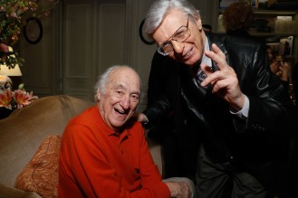 Jerry Adler and The Amazing Kreskin