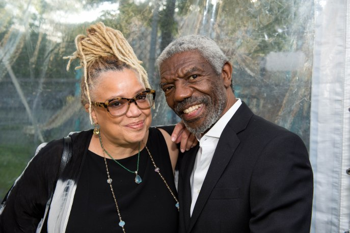 Kasi Lemmons and Vondie Curtis-Hall- Photo by Marc Millman