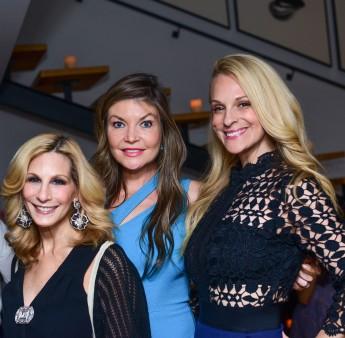 Randi Schatz, Nicole Noonan, Consuelo Vanderbilt Costin (Photo - Aurora Rose/PMC)