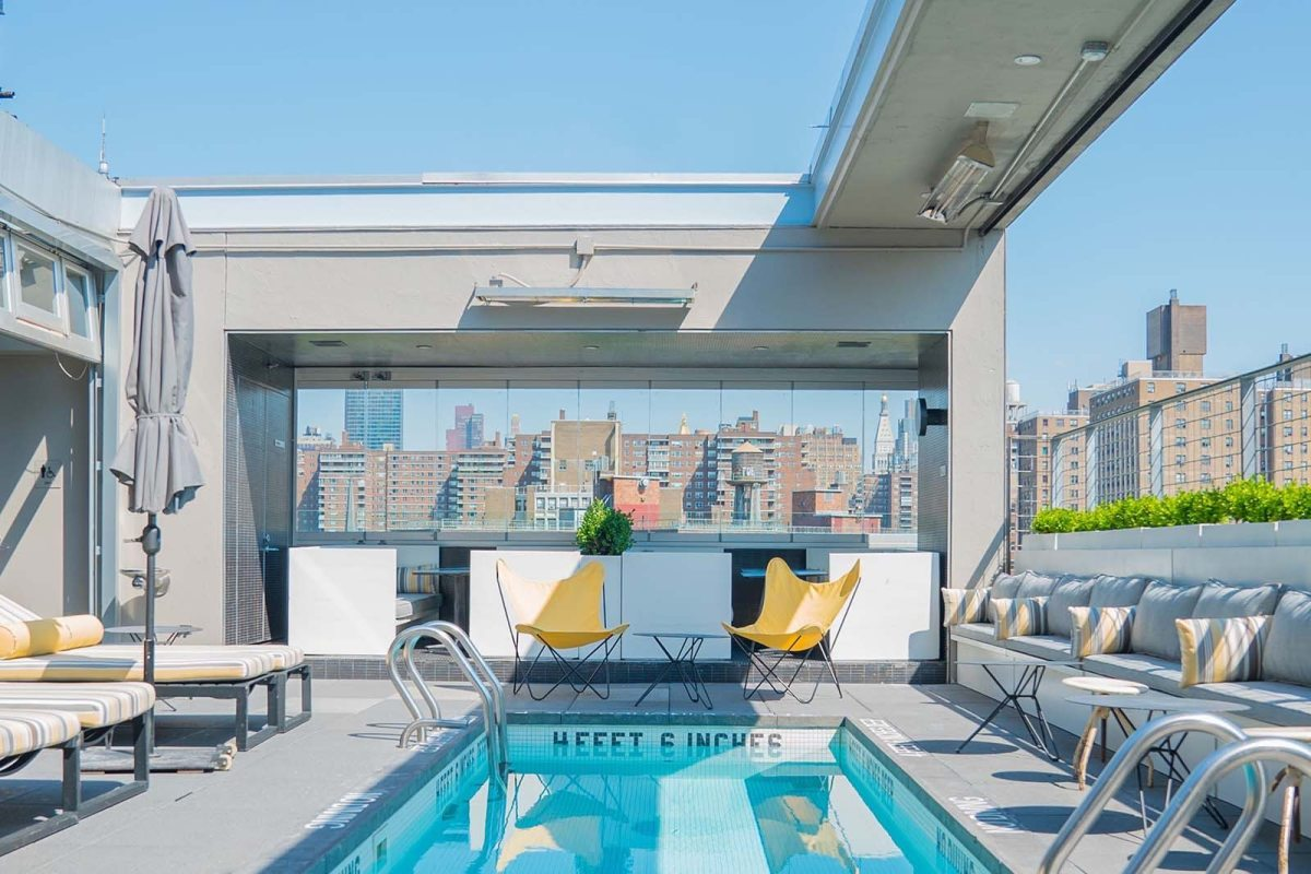 Too Hot In Nyc Take A Dip In These 8 Pools New York Rag