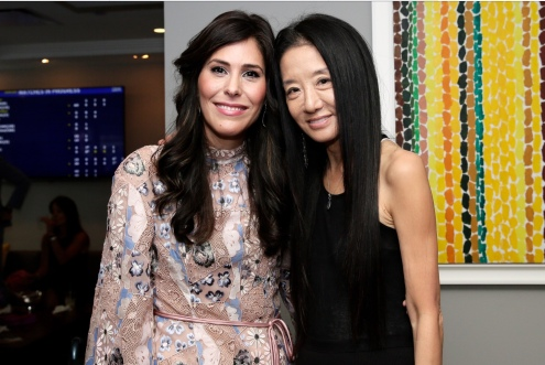 Cheryl Scharf, Vera Wang