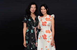 Xin Li and Wendy Deng Murdoch