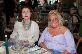 Sana Sabbagh, Joanna Fischer