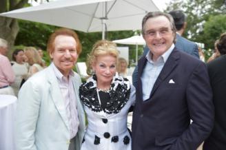Dr. George Kane, Amy Kane, Bill Sclight