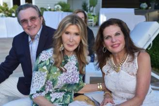 Bill Sclight, Cheri Kaufman, Sylvia Hemingway
