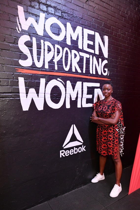 BROOKLYN, NY - SEPTEMBER 05: Danai Gurira attends the Expand Your Reality Opening Party on September 5, 2018 in Brooklyn City. (Photo by Dia Dipasupil/Getty Images for Refinery29)