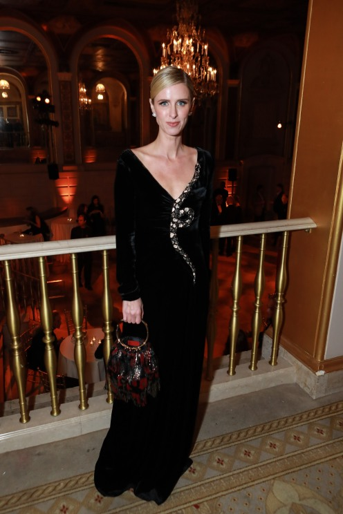 NEW YORK, NY - OCTOBER 16: Nicky Hilton Rothschild attends Casita Maria Fiesta 2018 at The Plaza Hotel on October 16, 2018 in New York. (Photo by Gonzalo Marroquin/PMC) *** Local Caption *** Nicky Hilton Rothschild